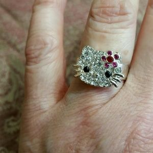 Hello Kitty bling ring